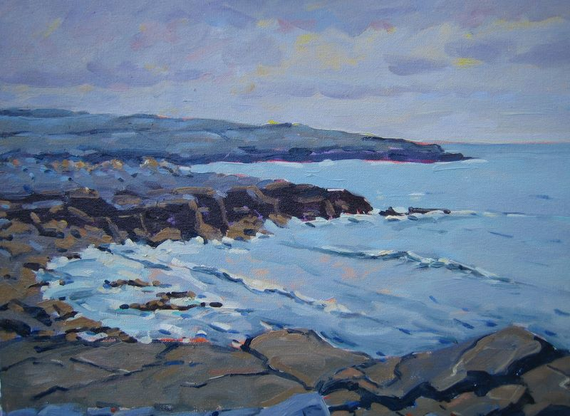 Seascape paintings -